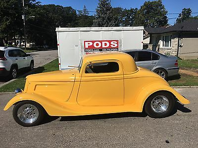 1934 Ford Other Coupe 1934 ford Coupe/ Delivery included anywhere in North America
