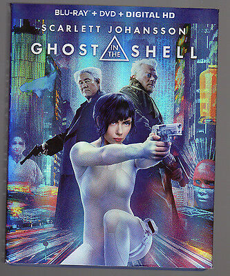 Ghost in the Shell Blu-ray * Only Disc Read Details