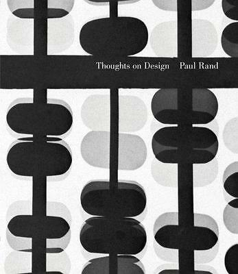 Thoughts on Design by Paul Rand | Paperback Book | 9780811875448 | NEW