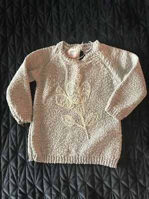 Zara Baby Girl Jumper