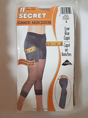 Secret  Slimmers (Natural  C) 20 Denier
