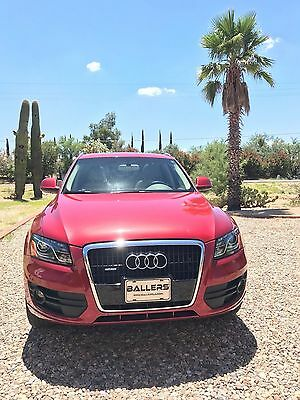 2010 Audi Q5 Premium Plus 2010 Premium Plus w. Nav~Great Condition~Amazing SUV!