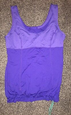 Lululemon Athletic Yoga Workout Tank Top Size XL