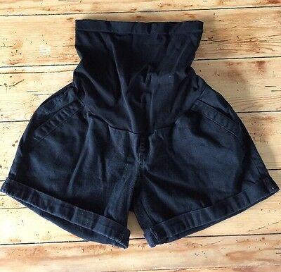 Oh Baby By Motherhood Shorts Black Size Small
