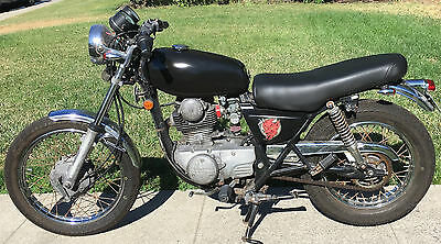 1980 Kawasaki Other  KAWASAKI KZ250D Cafe'/Brat MOTORCYCLE