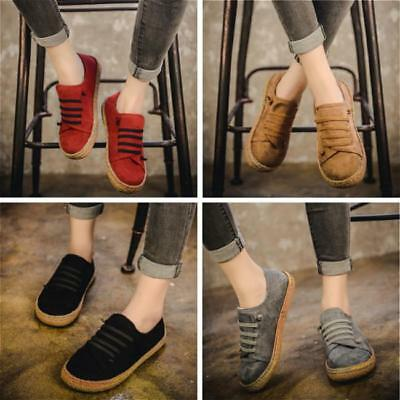 Casual Women Shoes Lazy Flat Sneakers Loafer Shoes Moccasins Driving Shoes JJ