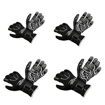 3mm Neoprene Wetsuit Gloves Diving Snorkeling Spearfishing Surfing Water Sports