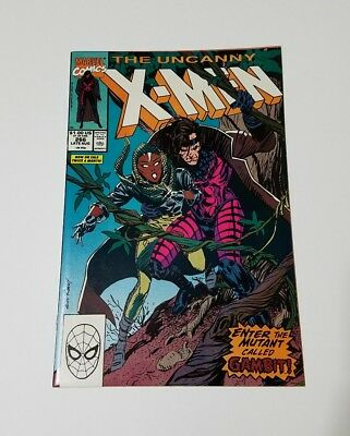X-Men #266 (Marvel, 1990)- 1st Appearance of Gambit