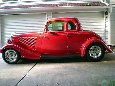 1934 Ford Other  1934 Ford All Steel 5 Window Coupe