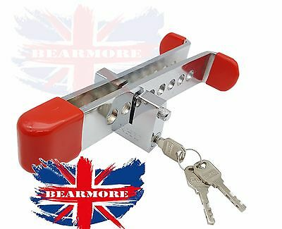Best Auto Anti-theft Device Clutch Lock Car Brake Stainless Strong Security Tool