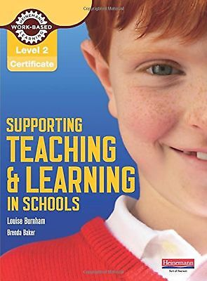 Level 2 Certificate Supporting Teaching and Learning in Schools Candidat... Book