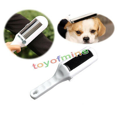 Electrostatic Static Clothing Lint Remover Brush Sweeper for Pets carpet clothes