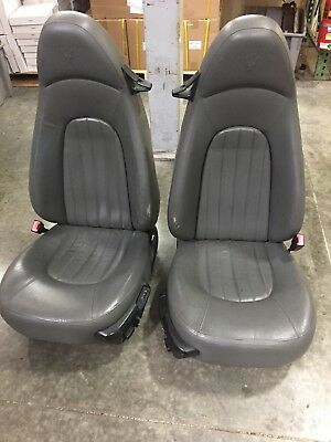 2002 Maserati 4200 GT Spyder original leather seats,  other parts available