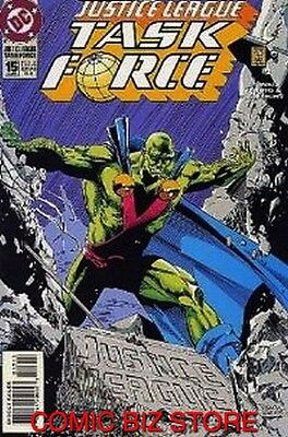 Justice League Task Force #15 (1994) Dc Comics