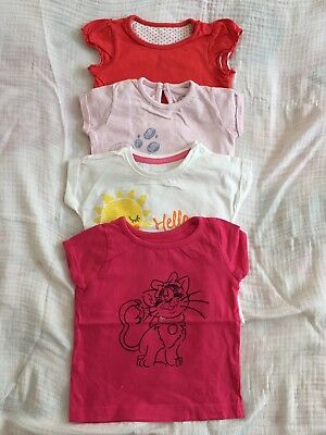 Baby Girl Top Bundle