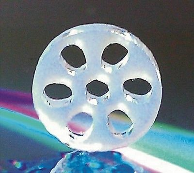 10pc HONEYCOMB GLASS PIPE SCREEN filter  for most ago and vaps