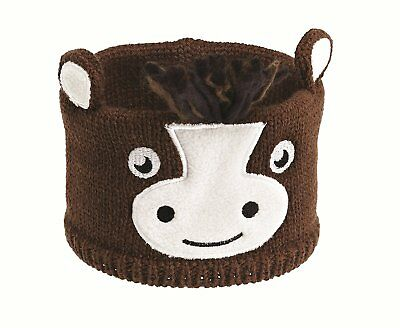 Kids Riding Sock Co Boot Topper - Brown