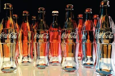 New Coca Cola Red Eleven Coke Poster