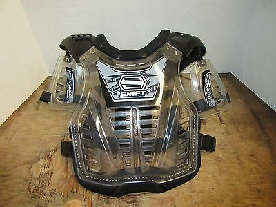 Shift Profile Chest Protector Roost Guard Kids Youth Large Motocross Dirt Bike