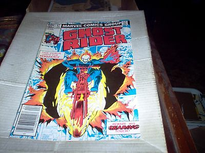 Ghost Rider Vol.1 # 67 Perlin Art Holding On To Sally Issue Look Vf