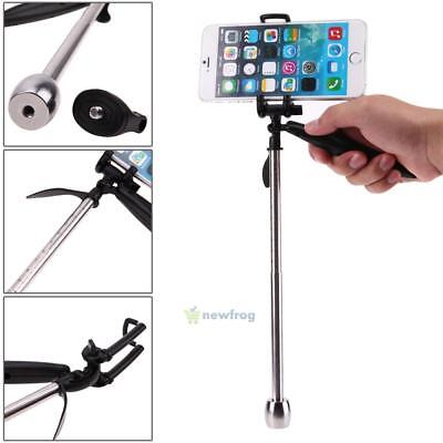2in1 Mini Handheld Camera Stabilizer Video Steadicam Gimbal For phone GoPro Clip