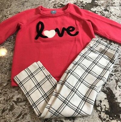 Toddler Girl Two Piece Baby Gap Outfit Size 4T