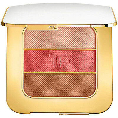 BN S/S2017 Ltd Ed TOM FORD Soleil Contouring Compact - 02 SOLEIL AFTERGLOW