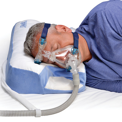 Contour Products, CPAP Pillow 2.0 - Best for Sleeping with CPAP Machine