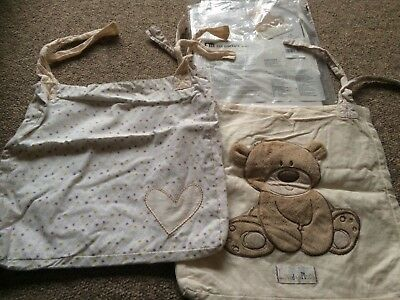 mothercare loved so much Cot Pockets