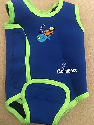 Swimbest Baby Westsuit 0-3 Months