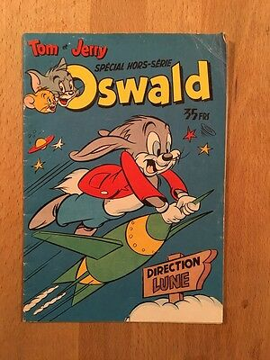 OSWALD - Sagédition - 1955 - BE