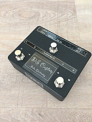 DS Custom Dual A/B Switcher with Tuner Mute