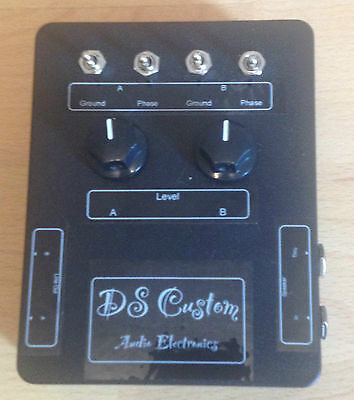 DS Custom Dual Line Out Box