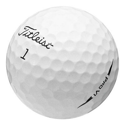 12 Titleist Pro V1 2018 Near Mint AAAA Recycled Used Golf Balls