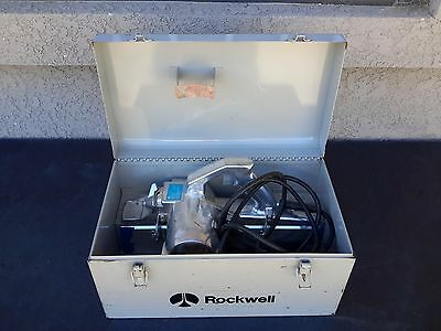 Rockwell Tools USA Commercial Duty Porta-Plane Portable Planer No. 4692 (226)