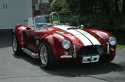1965 Ford Other Roadster FACTORY FIVE Mk III Roadster 427 AC Cobra Muscle Classic Race Show