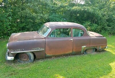 1953 Plymouth Other -- 1953 Plymouth Cranbrook 2 door ratrod barn find project