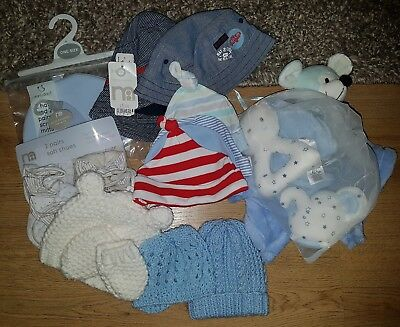 baby boys newborn to 6 months baby hats shoes