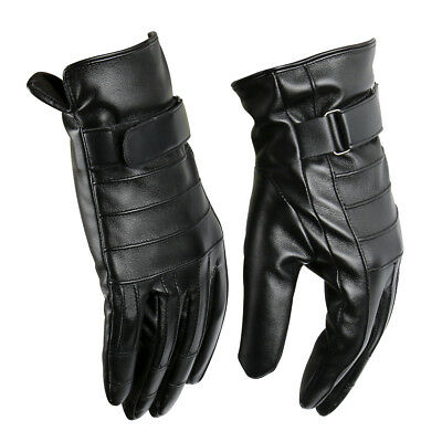 Kylo Ren Gloves Star Wars Motorcycle Racing Full Finger Glove COSplay Prop Adult