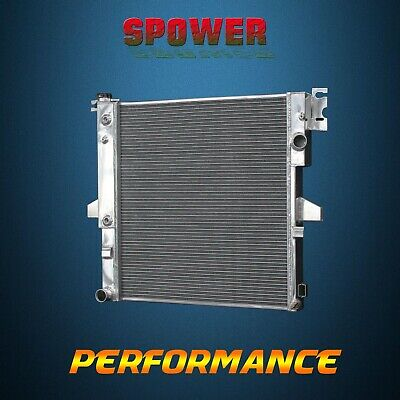 2-Row/CORE Aluminum Radiator For Ford Explorer XLS XLT Mercury Mountaineer 96-99