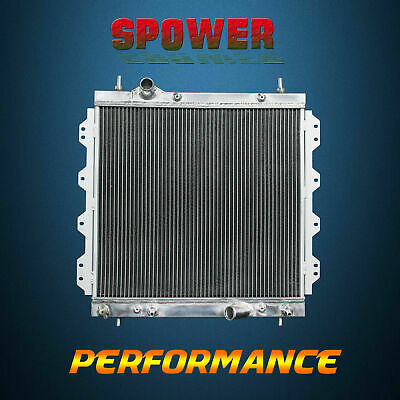 2-Row/CORE Aluminum Radiator For Chrysler PT Cruiser LX L4 2.4L AT MT 01-10