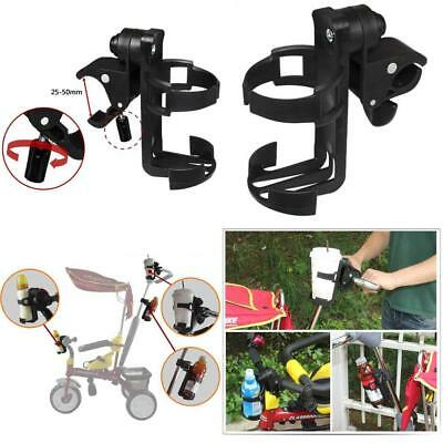 Shelf 360 ° Rotation Baby Stroller Bottle Stand Quick Remove Carriage Bicycle