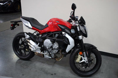 MV Agusta Brutale 675  2015 MV AGUSTA BRUTALE 675 / AS NEW / ONLY 25 MILES / PRICED TO SELL - REDUCED