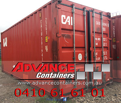 20 Foot Shipping Container With  DELIVERY - QUOTE