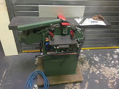 KITY 1637 Planer Thicknesser & Mortising Attachment