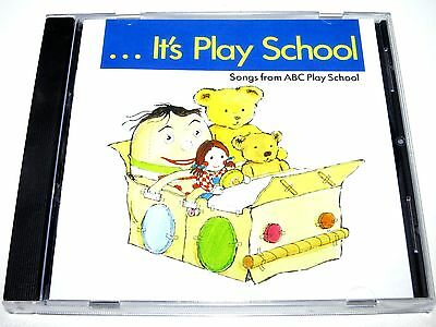 compilation, Play School - It's Play School, ABC For Kids CD