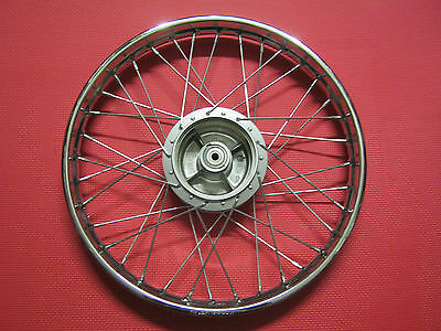 HONDA CUB FRONT WHEEL 1982 - 1994 10mm spindle 1.40 x 17 Two Notch Speedo Drive