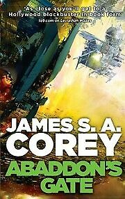 Abaddon's Gate: Book 3 of the Expanse, Corey, James S. A., New