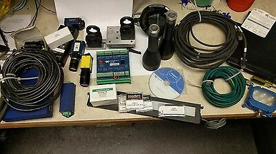 Teledyne Dalsa parts and equipment New and Used! CPU and Cameras work!
