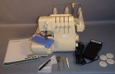 Babylock Ble1 Serger Sewing Machine Electronic Overlock
